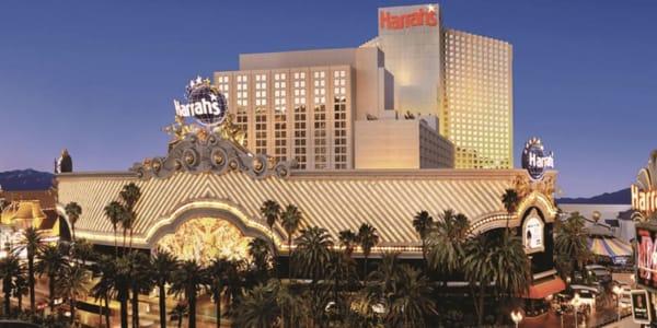 Meja Craps Digital Harrah's Las Vegas Debut